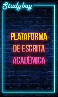 Plataforma de escrita acadêmica